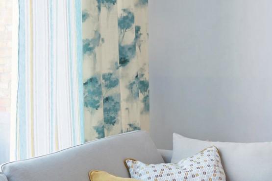 Amplia gama de cortinas en Casa y Telas.