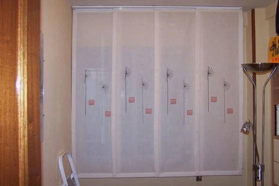 Panel japones en Casa y Telas.