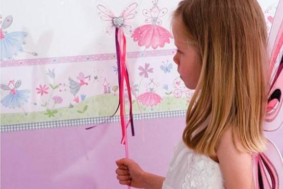 Gama de papel pintado en Casa y Telas.